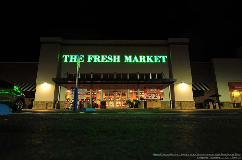 Fresh Market Cordova Commons