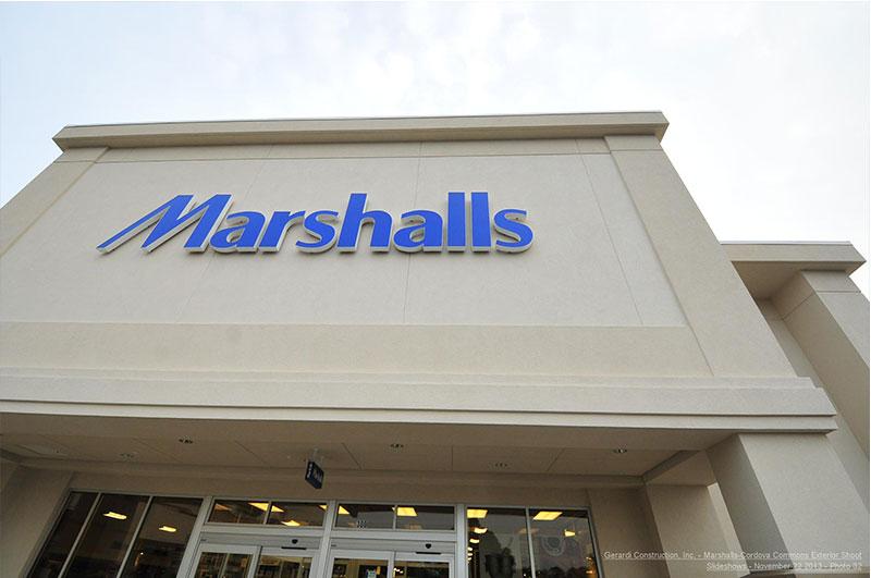 Marshals Cordova Commons