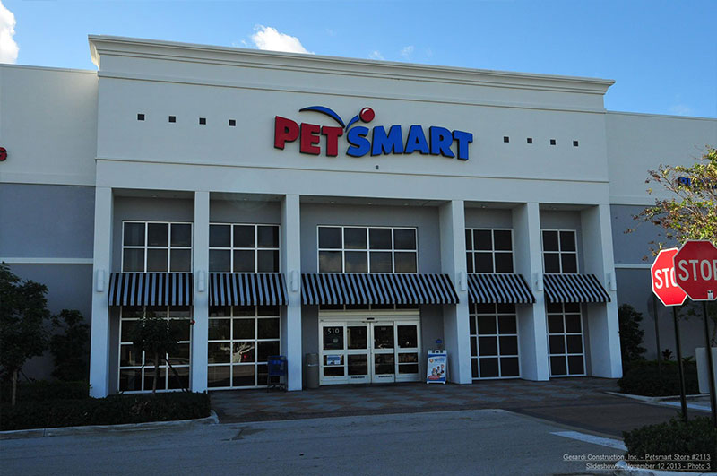 Petsmart Delray Beach, FL
