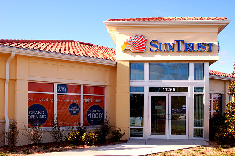 Suntrust Bank Lakewood Ranch, FL